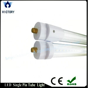 Cool White Clear Cover 8FT 2400mm Single Pin LED Tube Light pictures & photos