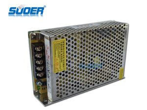 Suoer Manufacture 60W AC DC Single Output CCTV Camera 12V 5A Power Supply (SPD-P60) pictures & photos