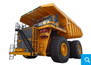 XCMG Official 240ton Mining Truck Xde240 (more model for sales) pictures & photos