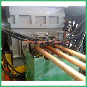 Horizontal Brass Pipe Continuous Casting Machine pictures & photos