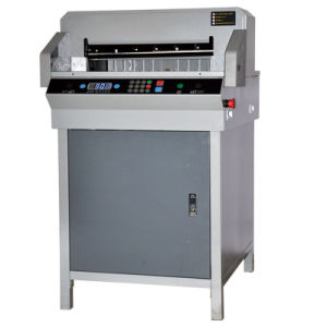 Paper Cutting Machine 4605k pictures & photos