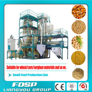Best Selling 4-5t/H Feed Processing Equipment for Price (SKJZ5800) pictures & photos