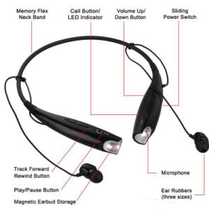 High Quality Hbs-730 Stereo Bluetooth Headset pictures & photos