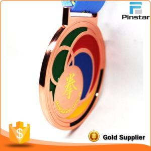 Custom Design Soft Enamel Cheap Custom Medal Copper pictures & photos