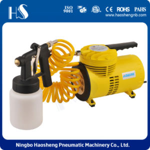 Wall Protabla Airbrush Compressor Painting Pump pictures & photos