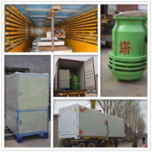 Ce Certificated High Frequency Wood Drying Kiln/Timber Drying Oven for Sale pictures & photos