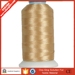 High Strength Reflective Embroidery Thread pictures & photos