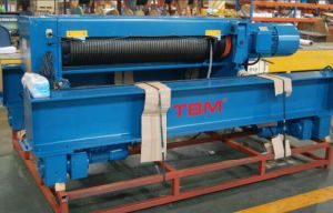 Double Rail Wire Rope Hoist pictures & photos