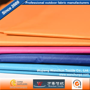 Silver Coated Taffeta Fabrics High Waterproof for Carhood Umbrella pictures & photos