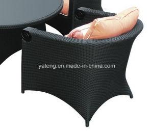 Luxury Design UV-Resistant PE-Rattan Living Furniture Garden Furniture Outdoor Chair & Table Restaurant Set (YT274) pictures & photos