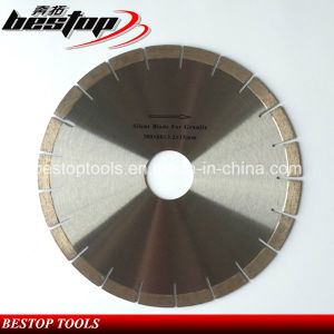 D300mm Silent Type Diamond Saw Blade for Granite Cutting pictures & photos