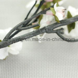 Hot Selling Artificial Sakura Flower for Home Deco. (SF12173) pictures & photos