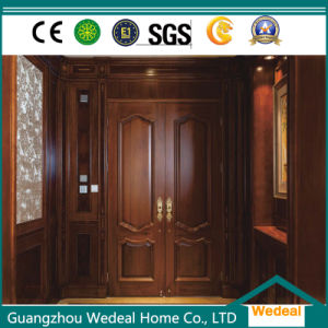 Boutique Entrance Wooden Door (WDH01) pictures & photos