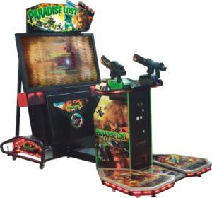 Rambo Arcade Gun Simulator Shooting Game Machine (MT-2044) pictures & photos