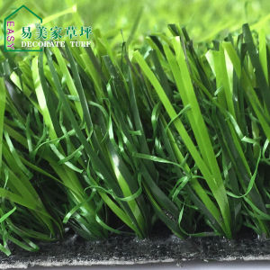 Outdoor Garden Decoration 30mm UV Resistent Synthetic Lawn