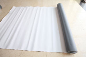 PVC Waterproofing Material for Roofs in Construction