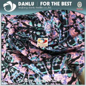 Printed Softtextile Spandex Fabric for Women Trousers pictures & photos