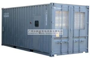 Kusing K36500 50Hz Silent Diesel Generator