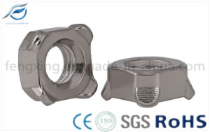 DIN928 Stainless Steel/Carbon Steel Square Weld Nut pictures & photos