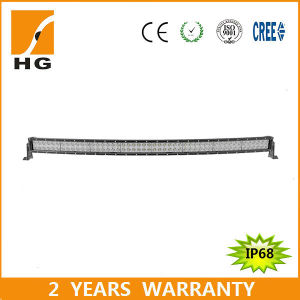 CREE LED Light Bar 50inch Headlight 4D 288W 4X4 Offroad pictures & photos