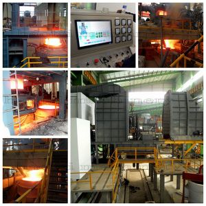 Induction Furnace for Melting pictures & photos