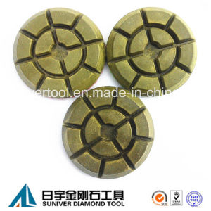 Resin Bond Diamond Polishing Pads for Concrete Floor pictures & photos