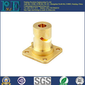 Customized Brass CNC Machining Valve Parts pictures & photos
