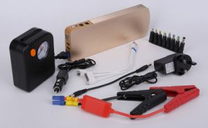 Private Model 18000mAh 12V Matel Case Jump Starter with Air Compressor (JS-K66) pictures & photos