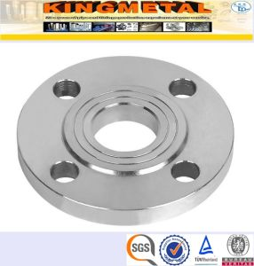 ANSI B16.5 A182 304 Pn16 Stainless Steel Slip on Flange pictures & photos