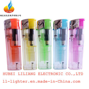 Liliang Plastic Electronic Lighter (105)