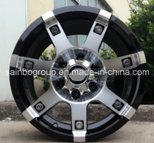 15inch 16inch 17inch SUV Wheels 4X4 Alloy Wheel Rim pictures & photos