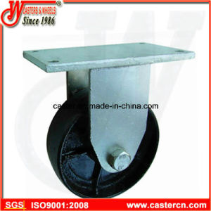 6 Inch Heavy Duty Ductile Iron Waste Bin Castor pictures & photos
