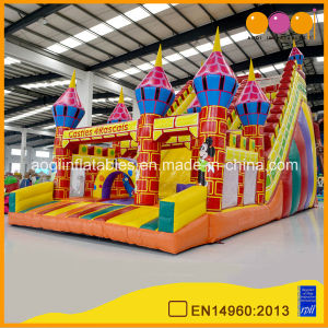 Cheer Amusement Inflatable Water Slide Inflatable Sport (aq1108) pictures & photos