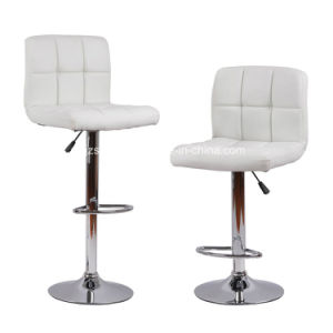 High Quality PU Bar Stool Club Chair Zs-6021 pictures & photos