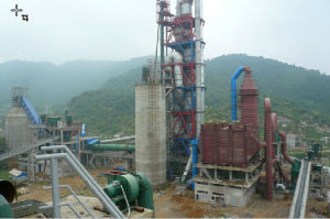 Cement Production Line (1000 tons to 3000 tons per day) pictures & photos