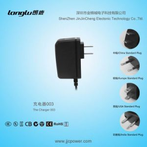 12V/ 0.5A/6W Universal Use Power Charger Supply