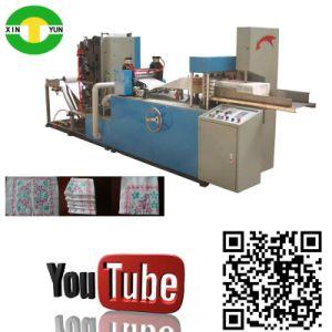 High Speeding Full Automatic Embossing Napkin Paper Machine, Paper Napkin Making Machine pictures & photos