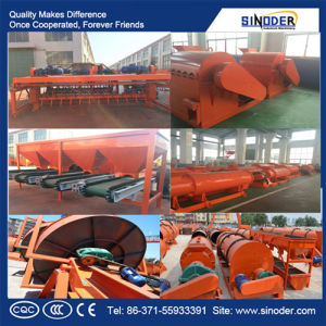 Food Waste Composting China Supplier Organic Compost Machine/Organic Fertilizer Machine pictures & photos