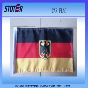 2016 Euro Cup Country Promotional Custom Gift Car Flag pictures & photos