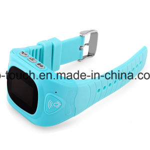 Smart Kids GPS Tracker Mobile Watch with Sos Function (H3) pictures & photos