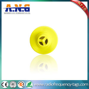 Livestock Lf RFID Passive Tags RFID Animal Ear Tag with ISO11784 - ISO11785 pictures & photos