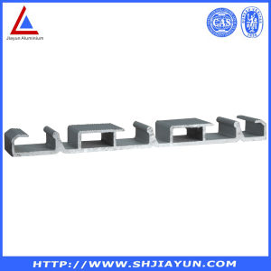 6063 Silver Anodized Aluminium Profile pictures & photos