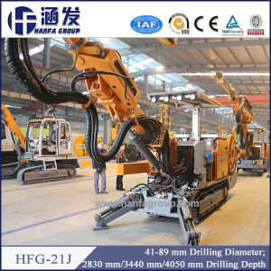 Hfg-21j Crawler Mining or Tunnel Down Hole Drill pictures & photos