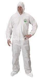 Disposable En-1149 Type5&6 Microporous Protective Coverall pictures & photos