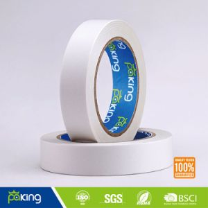 Excellent Performance Solvent Based White Double Faces Tissue Tape pictures & photos