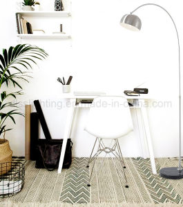 Fishing Marble Stainsteel Arc Floor Lamp for Living Room and Hotel Standing Lamp pictures & photos