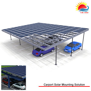Mount Quick Ground Photovoltaic Mounting System (SY0517) pictures & photos