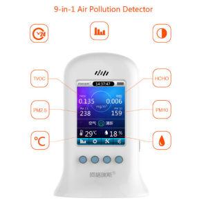 Formol Tvoc /Pm2.5.10 Air Quality Detector for Home pictures & photos