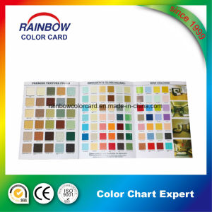 Hot Sale Texture Outdoor Paint Printing Color Card pictures & photos