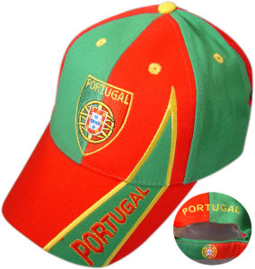 Brushed Cotton Twill Sandwich Cap Embroidery Sport Baseball Cap pictures & photos
